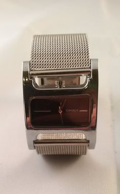 Women's Watch Used DKNY by FundingtheFuture on Etsy