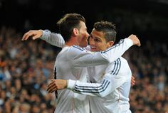 Ronaldo praises Bale for Real team