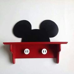 Cute Mickey Shelf