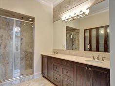 Bathroom design ideas on pinterest real estates tubs for Bathroom ideas real estate