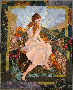 Ruth Powers ~ Art Quilts