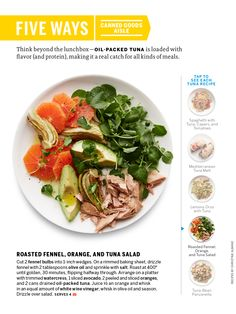 Beautiful typography and editorial and magazine design mens health from everday food magazine forumfinder Images