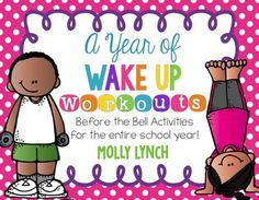 Mornings can be crazy! Kids get off the bus at all different times - some early and some just before the bell! Keep those early arrivers engaged with these fun, monthly themed tasks! To use, simply print the activities, cut, laminate and glue to a popsicle stick!