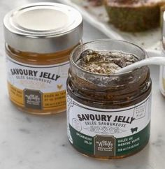 Spearmint Jelly For Lamb | Wildly Delicious Fine Foods