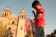 Historic center of Oaxaca and archaeological site of Monte Albán por Fotopedia Editorial Team