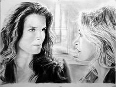 Jane n Maura by celine52 on deviantART