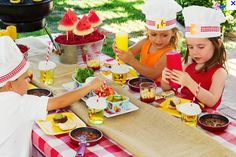celebrate Labor Day with kids BBQ