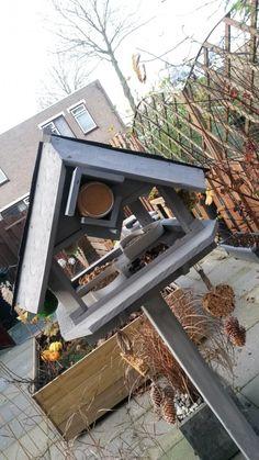 1000 images about tuinidee on pinterest van pallets and met - Origineel tuin idee ...