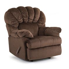 Victory Chocolate Rocker Recliner at Big Lots.  sc 1 st  Pinterest & Fabric Glider Recliner with Ottoman at Big Lots-Perfect chair but ... islam-shia.org