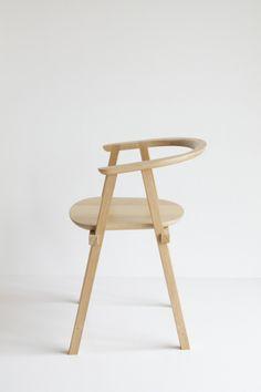 thisispaper:  Beam Armchair byOato.