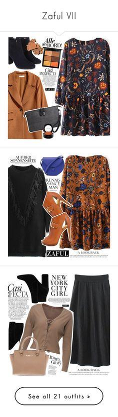 """Zaful VII"" by vanjazivadinovic ❤ liked on Polyvore featuring zaful, H&M, Monsoon, Whiteley, MAC Cosmetics, Bobbi Brown Cosmetics, polyvoreeditorial, MICHAEL Michael Kors, PB 0110 and MANGO"