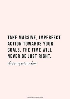 How To Take Action When You Dont Feel Ready - Quote Positivity - Positive quote - Girl Boss Quotes Positive Quotes The Words, Cool Words, Frases Girl Boss, Girl Boss Quotes, Good Girl Quotes, Now Quotes, Quotes To Live By, Life Quotes, Change Quotes