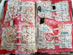 Scrap y mil cosas más: Art Journal
