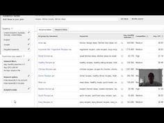Blog Help: Google Keyword Planner for Bloggers | Chef Katrina