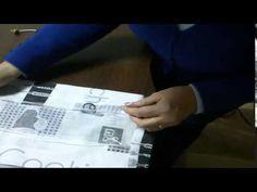 Confecciones Perea - Como montar un estor paqueto despues de lavarlo
