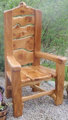 Bardic Chair / Eisteddfod Chair