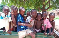 Children of Guinea-Bissau African States, Places Of Interest, West Africa, The Republic, National Parks, Children, Boys, Kids, Sons