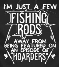 .Visit our site and add those last couple of rods or reels that will fill out your collection. #JustFishing