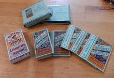 Player Navy Cut Cigarette Packet /Wild Woodbine Cigarette Packets
