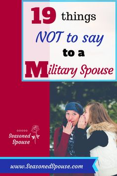 The stupid things people say to military spouses ~ Seasoned Spouse Military Deployment, Military Spouse, Military Veterans, Military Life, Stupid Things People Say, We The People, Congrats On Your Engagement, Military Careers, Guy Friends