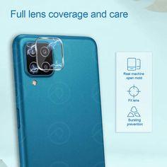 محافظ لنز شیشهای دوربین سامسونگ Galaxy A42 محافظ لنز دوربین گوشی سامسونگ گلکسی A42 محافظ لنز شیشهای دوربین سامسونگ Galaxy A42 لنز دوربین تلفن های همراه بسیار حساس می باشد و ممکن است با کوچک ترین ضربه دچار آسیب و خراش های کوچک شود. گلس مخصوص این امکان را می دهد تا به صورت کامل از دوربین گلکسی آ 42 | Galaxy A42 خود مراقبت نمایید قرار دادن این محافظ بر روی لنز دوربین گوشی بسیار آسان خواهد بود و هنگام تعویض نیز به راحتی می توانید آن را جدا نمایید. Samsung Galaxy A42 5G Camera Glas