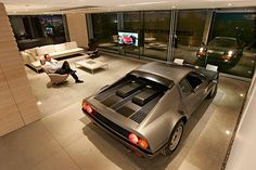 your ultimate man cave