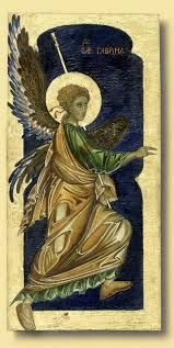 byzantine icons of angels - Google Search