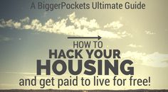 This post shares a unique strategy for actually getting PAID to live in your own home for free. Click here to learn more about this powerful idea.