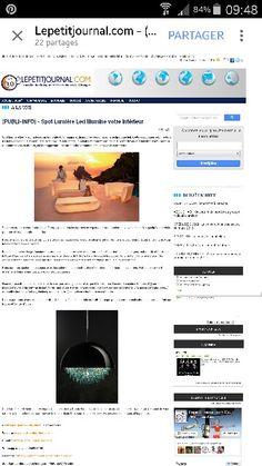Article lepetitjournal.com sur www.spot-lumiere-led.com