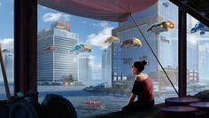 Future Earth by JonHrubesch on DeviantArt