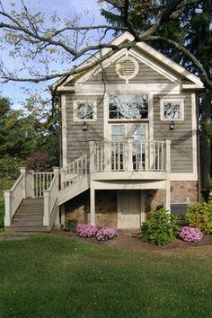 Enhanced Stone Addition - traditional - Exterior - Philadelphia - Worthington Custom Builder Inc.