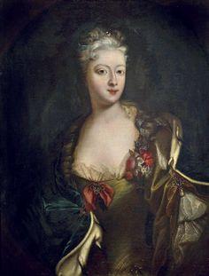Elżbieta Rybińska née Lubomirska - Pałac na Wodzie - Wikimedia Commons