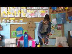 ▶ TikTak JufKelly.me Goudlokje en de drie beren - YouTube Classroom, Education, School, Stage, Yoga, Google, Girls, Bears, Animals