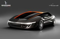 スーパーカー世代感涙。これぞコンセプトカー! イタリアの名門ベルトーネ「ヌッチオ」公開|GQ JAPAN