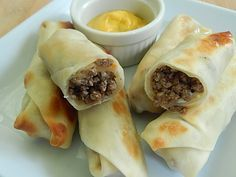 Bacon cheeseburger rolls, 3pp.. By drizzle me skinny