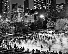 Where to ice skate in NYC:  http://manhattan.about.com/od/governmentandpolitics/tp/iceskatingnyc.htm
