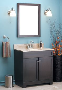 Color Ideas For Bathroom Vanity