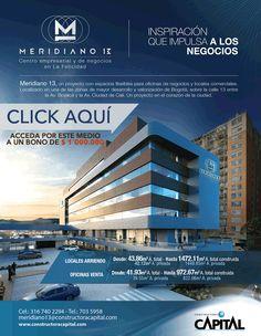 #NOVOCLICK esta con constructora #CAPITAL y Meridiano 13 Inspiración que impulsa a los negocios