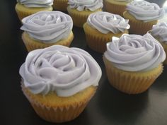 Vanilla with Buttercream Icing