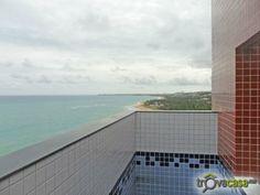 brasile _ maceio' fronte mare  Strepitoso attico fronte spiaggia duplex situato al quattordicesimo e ultimo piano di mq 250 calpestabili dotato di grande piscina privata sulla cima del grattacielo