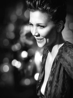 Maggie Gyllenhaal...another girl crush