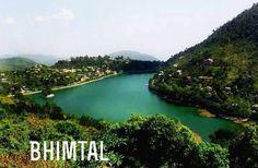 Bhimtal, Uttarakhand, India.