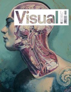 Portada del Nº152 de la Revista Visual.  Fernando Vicente