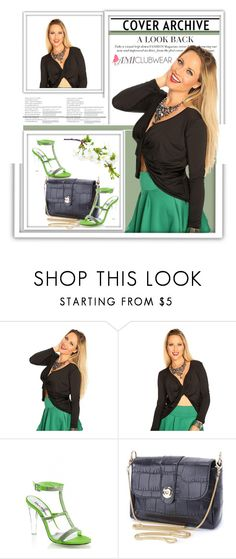 """""""amiclubwear"""" by karic-lejla ❤ liked on Polyvore"""