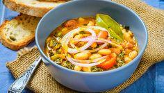 Vegetarian Split Pea Soup Recipe, Butternut Squash Soup, Healthy Soup Recipes, Healthy Bean Soup, raw Cream of Broccoli Soup, charging Life recipes