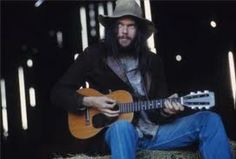 Neil Young with a Martin 0-28vs