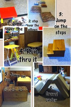 Birthday Party Games For Kids Indoor Obstacle Course 36 New Ideas Home Activities, Indoor Activities, Toddler Activities, Party Activities, Word Games For Kids, Outdoor Games For Kids, Ninja Games For Kids, Superhero Party Games, Kids Party Games