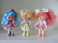 Strawberry Shortcake Berrykins Doll Toys, Dolls, Vintage Strawberry Shortcake, Retro Toys, Smurfs, Nostalgia, Christmas Ornaments, Holiday Decor, Strawberry Shortcake Doll