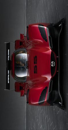 (⊙!⊙) Mazda RT24 LMP2, Pure Automotive Beauty... Turbocharged 2.0L I4 making 600hp.