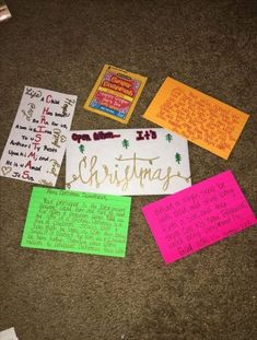 Simple DIY Christmas Gifts for Him - Open When Letters Cute Boyfriend Gifts, Bf Gifts, Best Friend Gifts, Gifts For Friends, Cute Birthday Gift, Diy Birthday, Birthday Letters, Open When Letters For Boyfriend, Open When Cards